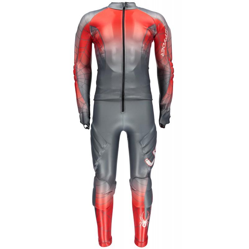 men 39 s performance dh race suit pol vco wht ski clinic. Black Bedroom Furniture Sets. Home Design Ideas