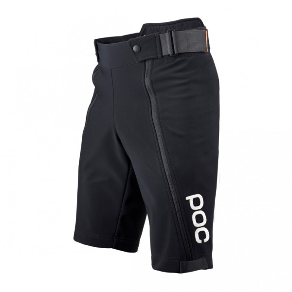 RACE SHORTS JUNIOR BLACK
