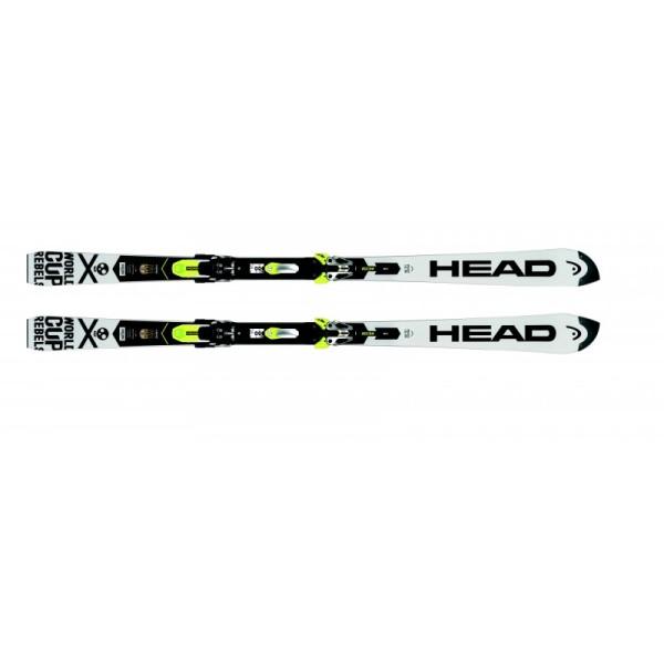 WC REBELS ISL RD + FF EVO16 - HEAD